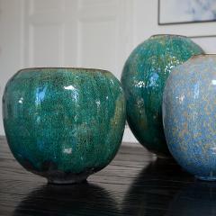 Karen Swami TURQUOISE 18 Ceramic bowl - 1097792