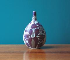 Kari Christensen Faience Bottle Vase by Kari Christensen for Royal Copenhagen - 690339