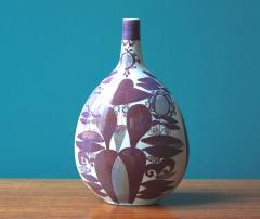 Kari Christensen Faience Bottle Vase by Kari Christensen for Royal Copenhagen - 690341