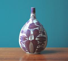 Kari Christensen Faience Bottle Vase by Kari Christensen for Royal Copenhagen - 690344