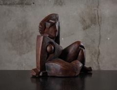 Karin Swildens OBSERVER CERAMIC SCULPTURE - 914855