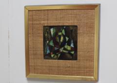 Karl Drerup Enamel On Copper Artwork By Karl Drerup - 768322