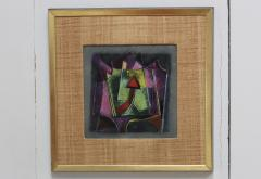 Karl Drerup Karl Drerup Enamel On Copper Modern Artwork - 768285