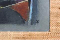 Karl Drerup Karl Drerup Enamel On Copper Modern Artwork - 768294