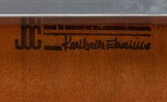Karl Erik Ekselius Swedish Midcentury Rosewood Coffee Table by Karl Erik Ekselius for JOC - 1290823