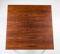 Karl Erik Ekselius Swedish Midcentury Rosewood Coffee Table by Karl Erik Ekselius for JOC - 1290826