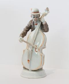 Karl Himmelstoss Double Bass Player Weiss Ferdl  - 351467