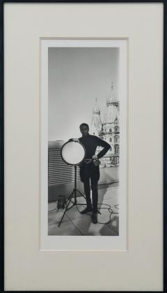 Karl Lagerfeld Original photograph of Eric Wright by Karl Lagerfeld - 1815530