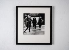 Karl Lagerfeld Original photograph of Helena Christensen on steps by Karl Lagerfeld - 1768110