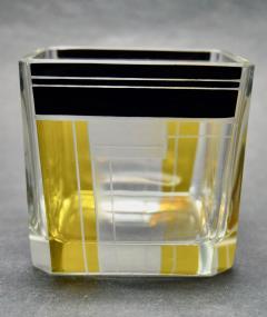 Karl Palda Art Deco Decanter Drinking Whiskey Set Karl Palda Style - 1601139