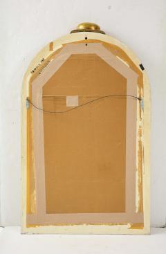 Karl Springer 1980s Karl Springer Style Goat Skin Mirror Made In Colombia - 2132520
