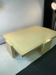 Karl Springer EXCEPTIONAL MODERN LACQUER COFFEE TABLE IN THE MANNER OF KARL SPRINGER - 1909799