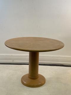 Karl Springer KARL SPRINGER JMK LIZARD EMBOSSED DINING TABLE AND CHAIRS - 1309101