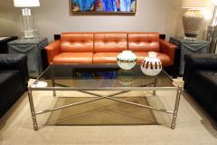 Karl Springer Karl Springer Jansen Style Coffee Table 2002 - 422697