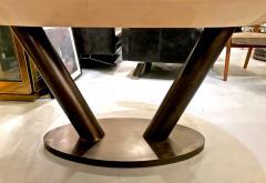 Karl Springer Karl Springer Lacquered Goatskin Table - 1376040
