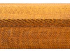 Karl Springer Karl Springer Lacquered Snakeskin Decorative Box - 192736