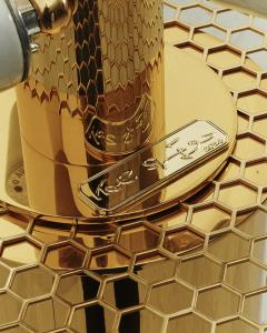 Karl Springer LTD Karl Springer LTD Brass Mushroom Floor Lamp USA 2016 - 938905