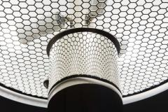 Karl Springer LTD Karl Springer LTD Polished Nickel Mushroom Floor Lamp USA 2016 - 938949