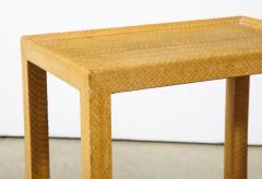 Karl Springer Snake Skin Table by Karl Springer - 1175442