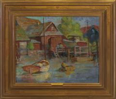 Katharine Hood McCormick A Sheltered Harbor - 692876