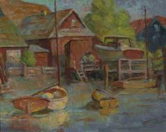 Katharine Hood McCormick A Sheltered Harbor - 693126
