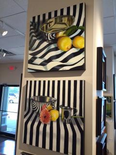 Kathi Blinn Tipsy Stripes - 888985