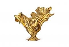 Katz Studio Levitaz Flora Vase Polished Bronze - 1507560