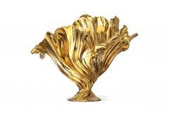 Katz Studio Levitaz Flora Vase Polished Bronze - 1507561