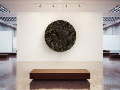 Katz Studio Oceana Circle Wall Mounted Sculpture - 1549979
