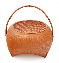 Kawano Shoko Contemporary Japanese Bamboo Basket Kawano Shoko - 1767274