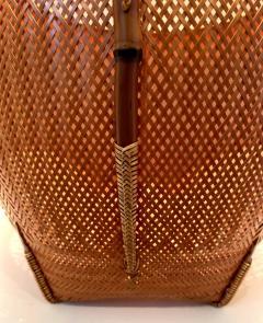 Kawano Shoko Contemporary Japanese Bamboo Basket Kawano Shoko - 1767275