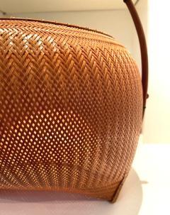 Kawano Shoko Contemporary Japanese Bamboo Basket Kawano Shoko - 1767276