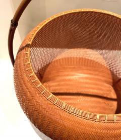 Kawano Shoko Contemporary Japanese Bamboo Basket Kawano Shoko - 1767277