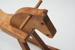 Kay Bojesen Kay Bojesen Beech Rocking Horse Denmark 1936 - 1416519