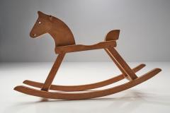 Kay Bojesen Kay Bojesen Beech Rocking Horse Denmark 1936 - 1416522