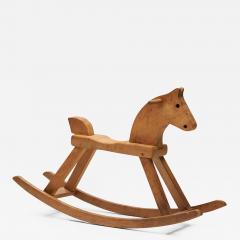 Kay Bojesen Kay Bojesen Beech Rocking Horse Denmark 1936 - 1420114