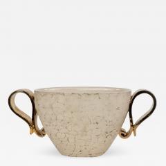 Kaza Ceramic and Gilt Vase Circa 1930 - 1167710