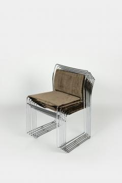 Kazuhide Takahama Kazuhide Takahama Set of 6 chairs model Tulu 1969 Italy - 2016335