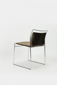 Kazuhide Takahama Kazuhide Takahama Set of 6 chairs model Tulu 1969 Italy - 2016345