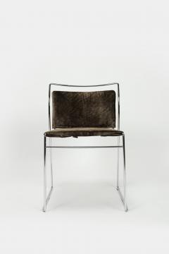 Kazuhide Takahama Kazuhide Takahama Set of 6 chairs model Tulu 1969 Italy - 2016346