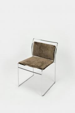 Kazuhide Takahama Kazuhide Takahama Set of 6 chairs model Tulu 1969 Italy - 2016349