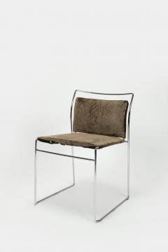 Kazuhide Takahama Kazuhide Takahama Set of 6 chairs model Tulu 1969 Italy - 2016356