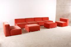 Kazuhide Takahama Marcel Modular Sofa by Kazuhide Takahama for Gavina 1965 - 1249729