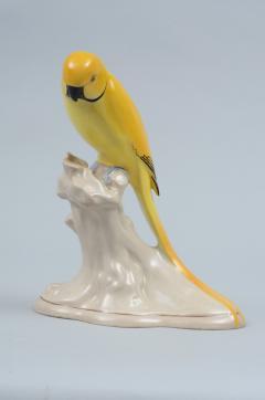 Keeling Losol Ware Yellow Parrot - 821809