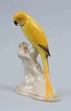 Keeling Losol Ware Yellow Parrot - 821811