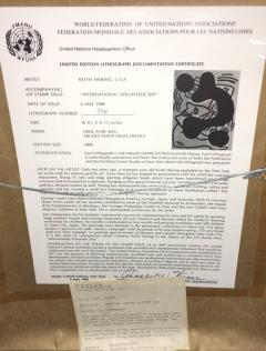 Keith Haring Keith Haring International Volunteer Day - 610385