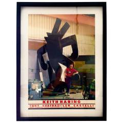 Keith Haring Keith Haring Ivan Dalla Tana Keith Haring or Tony Poster - 1661482