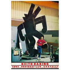 Keith Haring Keith Haring Ivan Dalla Tana Keith Haring or Tony Poster - 1661483