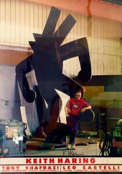 Keith Haring Keith Haring Ivan Dalla Tana Keith Haring or Tony Poster - 1662307