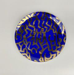 Keith Haring Limited Edition Keith Haring Doubles Plate - 1359307